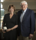grace evenstad ken evenstad domaine serene feature 120x134 - $6 million donation by Domaine Serene owners to boost Linfield wine studies