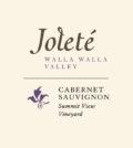jolete summit view vineyard cabernet sauvingon 2015 label 120x134 - Joleté 2015 Cabernet Sauvignon, Walla Walla Valley, $35