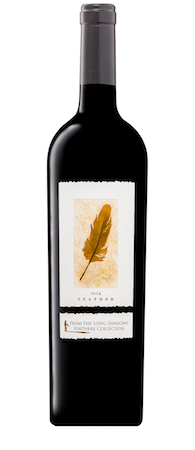 long shadows vintners feather 2014 bottle - Long Shadows Vintners 2014 Feather Cabernet Sauvignon, Columbia Valley, $65