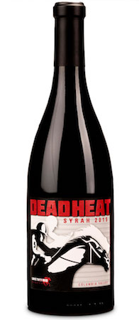 love that red winery deadhead syrah 2015 bottle - Love That Red Winery 2015 Deadheat Syrah, Columbia Valley, $32