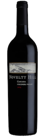 novelty hill cascadia red wine 2014 bottle - Novelty Hill Winery 2014 Cascadia Red Wine, Columbia Valley, $50