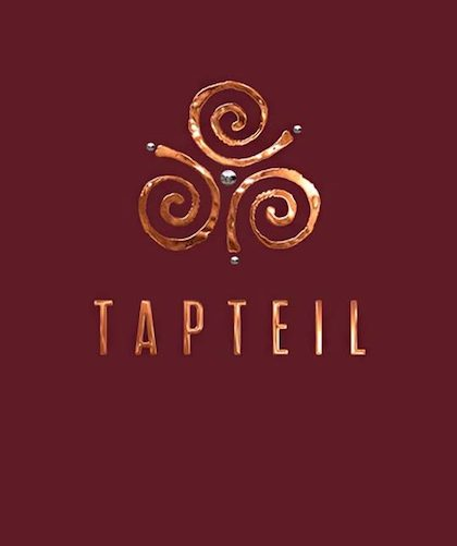 tapteil vineyard winery logo - Tapteil Vineyard Winery 2015 Estate Grenache, Red Mountain, $38