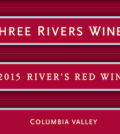 three rivers winery rivers red wine 2015 label 120x134 - Three Rivers Winery 2015 River's Red Wine, Columbia Valley, $14