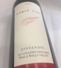 Angel Vine Zin 120x134 - Angel Vine 2014 Les Collines Vineyard Zinfandel, Walla Walla Valley, $24