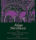 adega northwest weinbau vineyard gsm 2015 label 120x134 - Adega Northwest 2015 Weinbau Vineyard Growers Cuvée Miguel Rodriguez GSM, Columbia Valley, $30