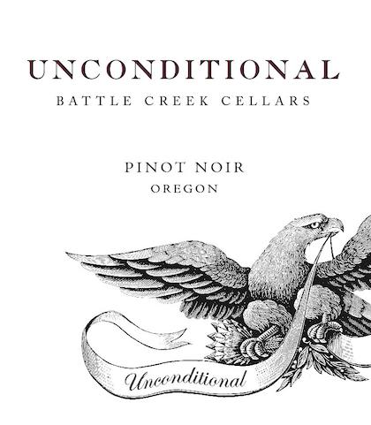 battle-creek-cellars-unconditional-pinot-noir-nv-label