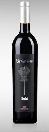 eye of the needle winery reserve merlot 2013 bottle - Eye of the Needle Winery 2013 Reserve Merlot, Columbia Valley, $30