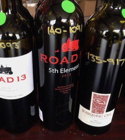 road 13 burrowing owl pacific rim 2018 420x470 - British Columbia wines golden at California's Pacific Rim judging