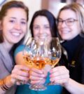 ari nickolisen elizabeth bourcier sabrina lueck college cellars steve lenz photography 120x134 - 15 years of women in wine at Walla Walla Community College