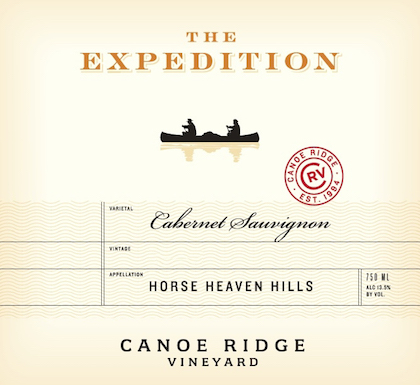 canoe-ridge-vineyard-expedition-cabernet-sauvignon-nv-label