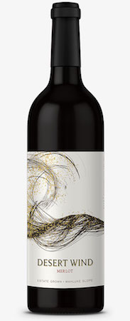 desert wind winery estate merlot nv bottle - Desert Wind Winery 2015 Estate Merlot, Wahluke Slope, $18