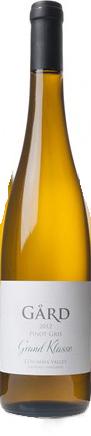 gard vintners grand klasse pinot gris nv bottle - Gård Vintners 2014 Lawrence Vineyards Grand Klasse Reserve Pinot Gris, Columbia Valley, $24