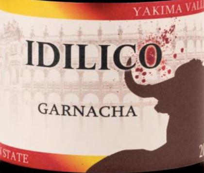 idilico-garnacha-nv-label