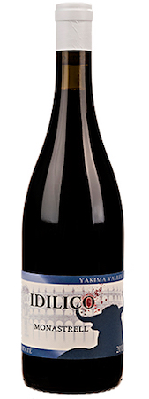 idilico monastrell nv bottle - Idilico Wine 2014 Monastrell, Yakima Valley, $22