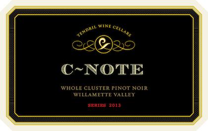 tendril-wine-cellars-c-note-pinot-noir-2013-label