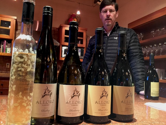 tom fitzpatrick alloro vineyard lineup 2017 - Individual tickets available for 32nd annual IPNC in Oregon