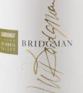 w b bridgman chardonnay nv label 120x134 - W.B. Bridgman Cellars 2016 Chardonnay, Columbia Valley, $12