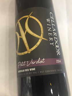 Cellardoor Petite Verdot 1 - Washington wine lovers should seek out big Petit Verdot