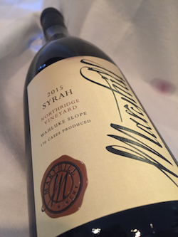 Maryhill northridge syrah - Maryhill Winery 2015 Northridge Vineyard Syrah, Wahluke Slope, $40