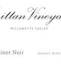 brittan vineyards basalt block pinot noir nv label 120x134 - Brittan Vineyards 2014 Basalt Block Pinot Noir, McMinnville, $48