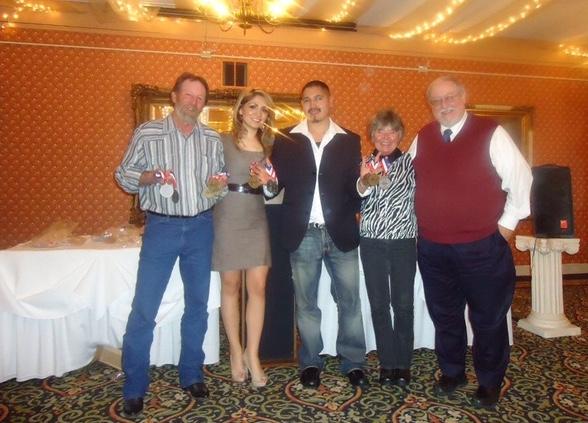 cecil zerba paula ramirez victor palencia marilyn zerba parks redwine - Parks Redwine, owner of NorthWest Wine Summit competition, dies in Atlanta