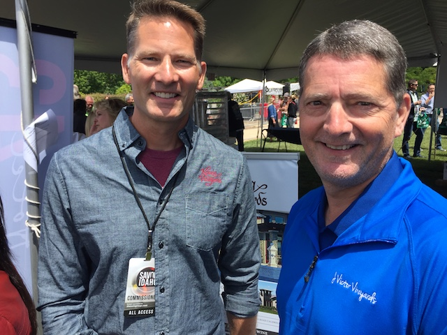 greg koenig jay hawkins savor idaho 2018 eric degerman - Savor Idaho serves as delicious barometer for Idaho wine industry