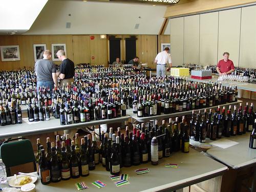 nwws - Parks Redwine, owner of NorthWest Wine Summit competition, dies in Atlanta