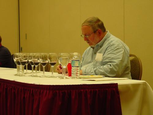 parks 01 - Parks Redwine, owner of NorthWest Wine Summit competition, dies in Atlanta