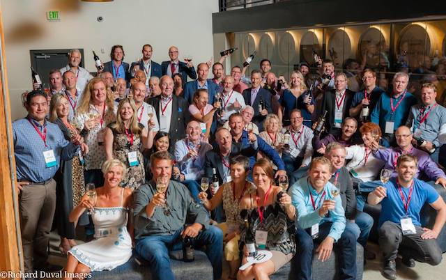 private barrel auction 2017 richard duval images - Auction of Washington Wines grows Private Barrel lots by 55 percent