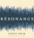 resonance pinot noir willamette valley nv label 120x134 - Résonance 2015 Pinot Noir, Willamette Valley, $45