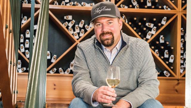 brent stone king estate 7 9 2018 - Oregon wine leader King Estate promotes winemaker Brent Stone to COO