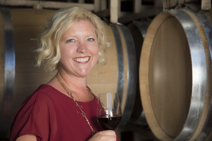 christa lee mcwatters encore vineyards chris stenberg photography - BC wine industry loses a lion with passing of Harry McWatters