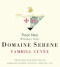 domaine serene yamhill cuvee pinot noir nv label 120x134 - Domaine Serene 2014 Yamhill Cuvée Pinot Noir, Willamette Valley, $55
