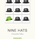 nine hats riesling nv label 120x134 - Nine Hats Wines 2017 Riesling, Columbia Valley, $14