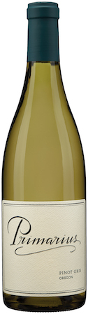primarius pinot gris bottle nv - Primarius Winery 2016 Pinot Gris, Oregon, $14