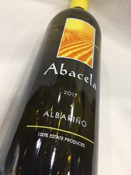 Abacela albarino - Abacela 2017 Estate Albariño, Umpqua Valley, $21