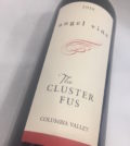 Angel Vine Cluster Fus 120x134 - Angel Vine 2016 The Cluster Fus Red Wine, Columbia Valley, $28