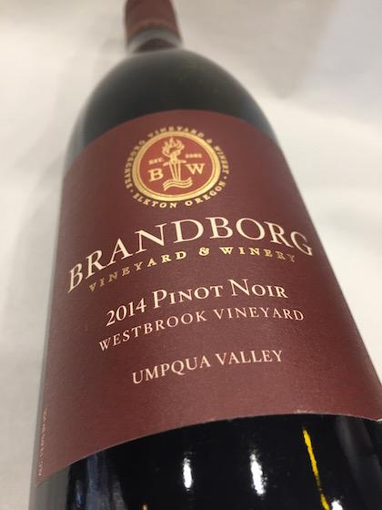 Brandborg Westbrook Pinot
