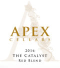 apex cellars the catalyst red blend 2016 label 120x134 - Apex Cellars 2016 The Catalyst Red Blend, Columbia Valley, $15