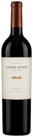 canoe ridge vineyard reserve merlot nv bottle - Canoe Ridge Vineyard 2014 Reserve Merlot, Horse Heaven Hills, $22