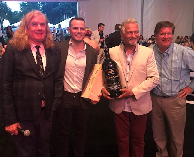 delille cellars 2018 auction washington wines gala courtesy bacchus capital management - Auction of Washington Wines tops $4 million again