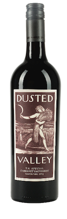 dusted valley vintners vr special cabernet sauvignon 2014 bottle - Dusted Valley 2014 V.R. Special Cabernet Sauvignon, Columbia Valley, $60