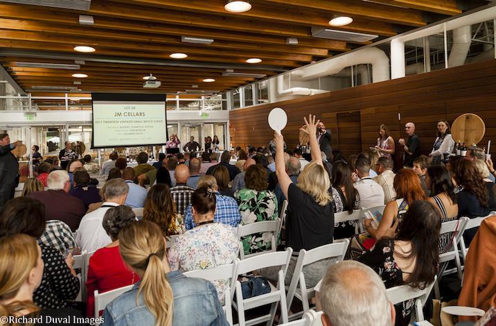 jm cellars lot 24 bid private barrel auction 2018 - Private Barrel Auction raises $251,500 for Washington State University wine program