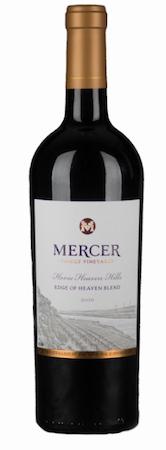 mercer family vineyards edge of heaven blend red wine 2016 bottle - Mercer Family Vineyards 2016 Edge of Heaven Blend Red Wine, Horse Heaven Hills, $17