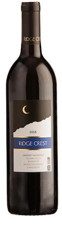 ridge crest white bluffs vineyard cabernet sauvignon 2015 bottle - Ridge Crest 2015 White Bluffs Vineyard Cabernet Sauvignon, Columbia Valley, $14