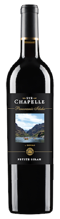 ste chapelle panoramic series petite sirah nv bottle - Ste. Chapelle 2015 Panoramic Idaho Petite Sirah, Snake River Valley, $28