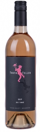 truth-teller-winery-quip-rose-2017-bottle