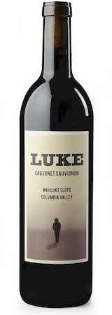 wines by luke cabernet sauvignon nv bottle - Wines by Luke 2015 Cabernet Sauvignon, Wahluke Slope, $25