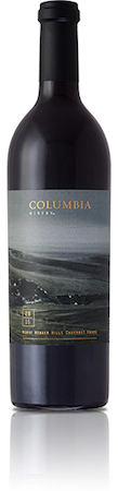 columbia winery cabernet franc 2015 bottle - Columbia Winery 2015 Cabernet Franc, Horse Heaven Hills, $35