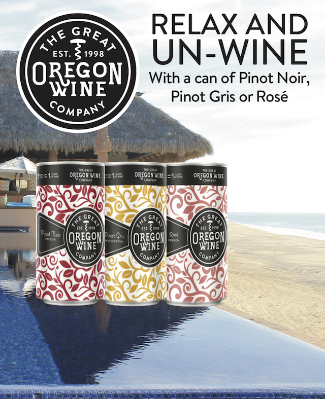 the great oregon wine company cans beach - Fries family sells Duck Pond Cellars to Great Oregon Wine Co.